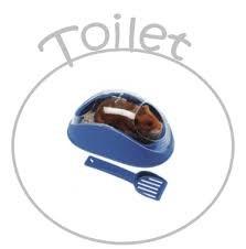 hamster-toilet