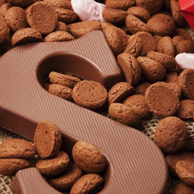 Een slimme Piet vergeet het gevaar van chocolade niet