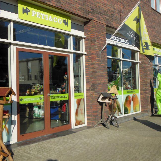 Pets&Co Beestenboel