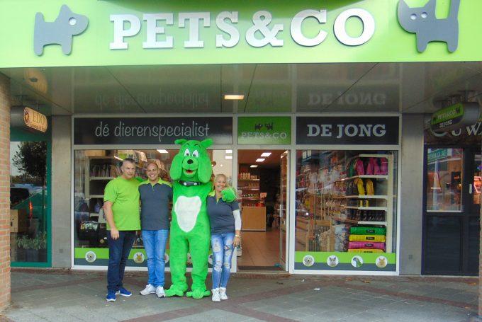 Pets&Co De Jong